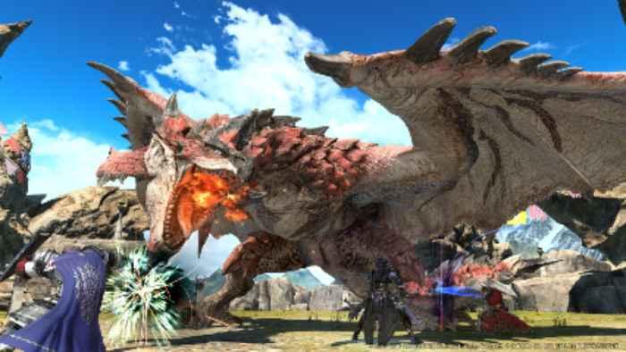 Square Enix Details Monster Hunter World Collaboration For Final Fantasy XIV