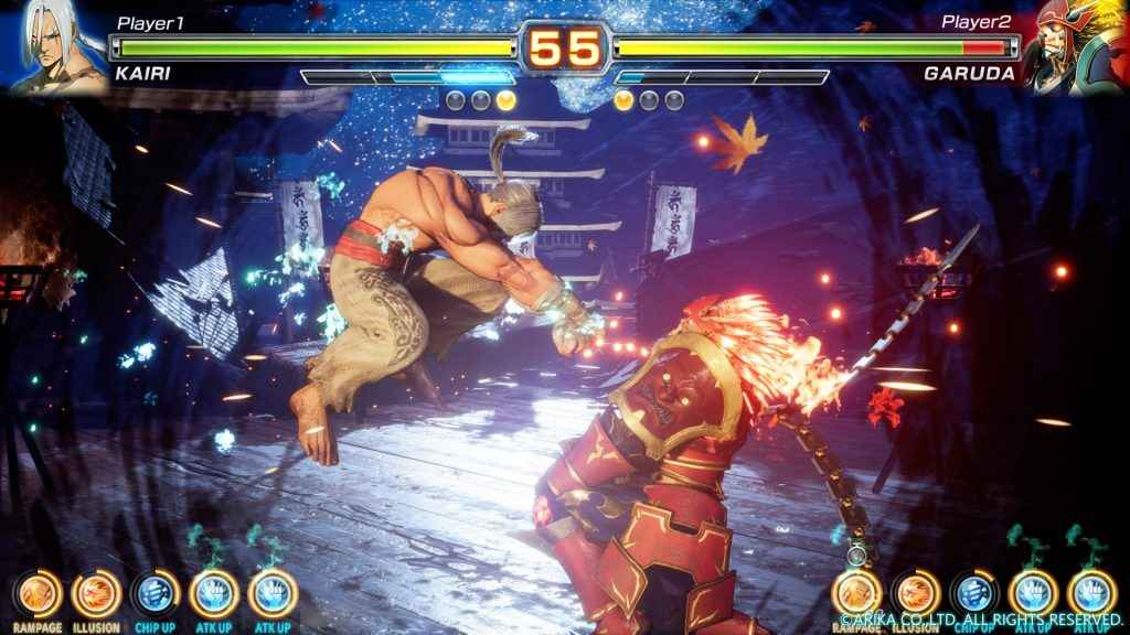 Fighting EX Layer Review 03