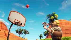 fortnite basketball locations