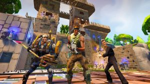 Fortnite Battle Royale PS Plus Celebration Pack