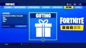 fortnite gifting system release date