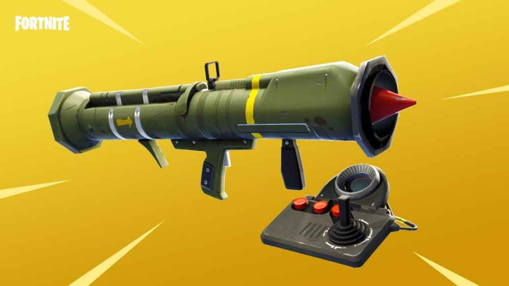 Fortnite's Guided Missile Returns, With a Catch or Two