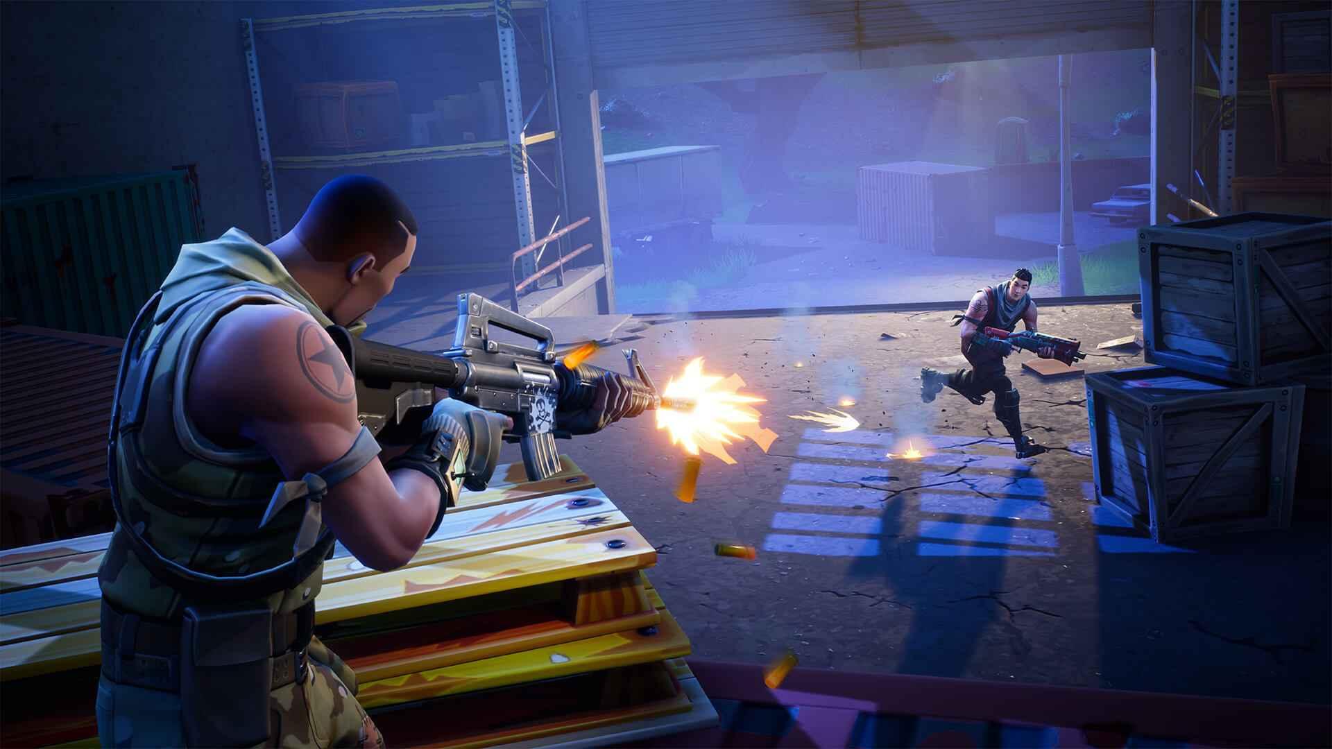 Fortnite Season 5 Week 2 Challenges Revealed