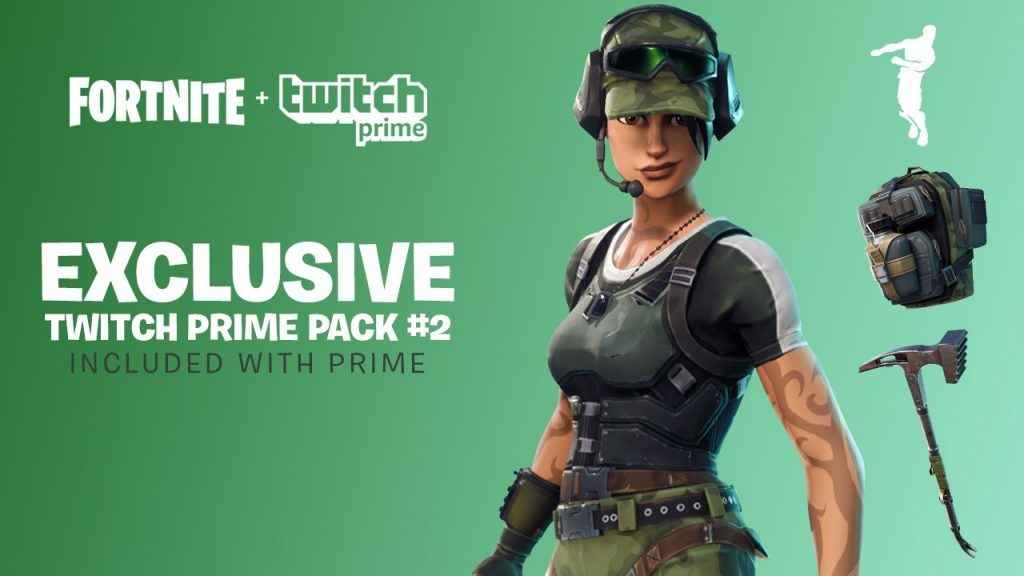 Fortnite Twitch Prime Pack 3 Release Incoming!
