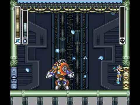 Mega Man X Legacy Collection 1+2 Mega Man X Boss Guide 03