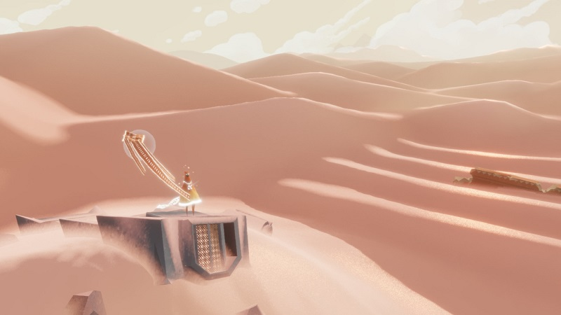 Journey PS4 Review 3