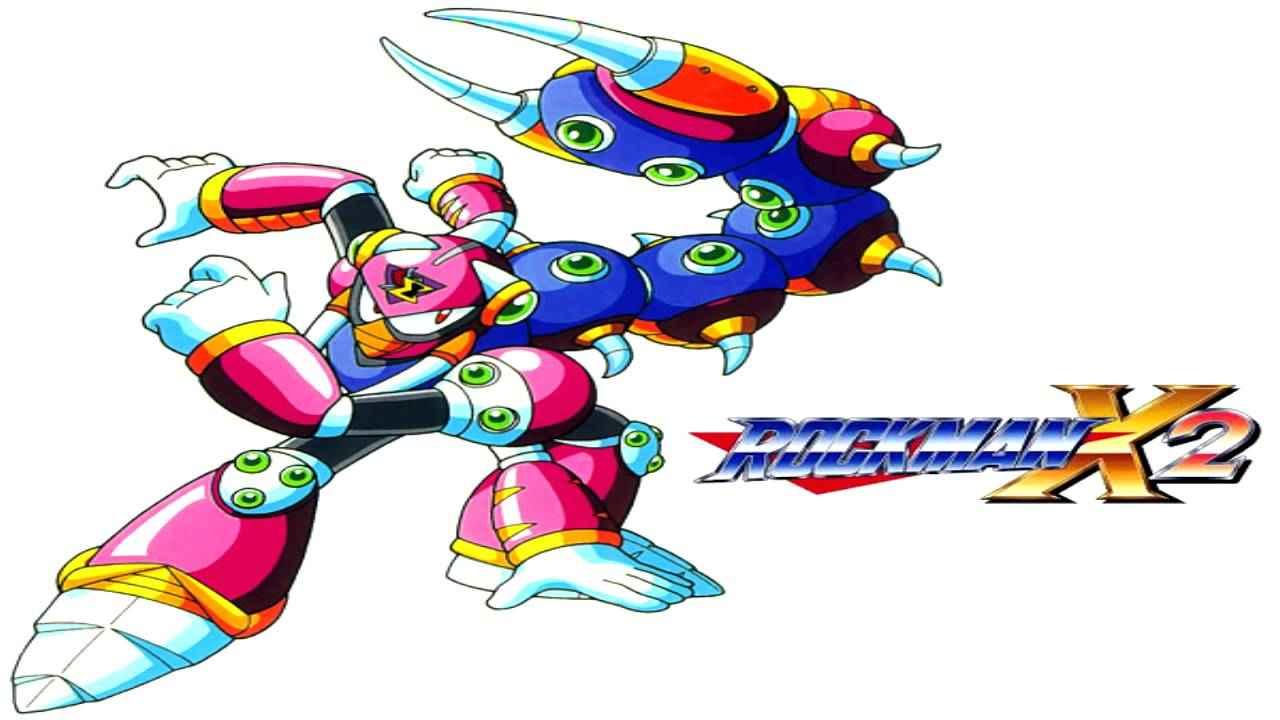 Mega Man X Legacy Collection 1+2 Mega Man X2 Boss Guide 02