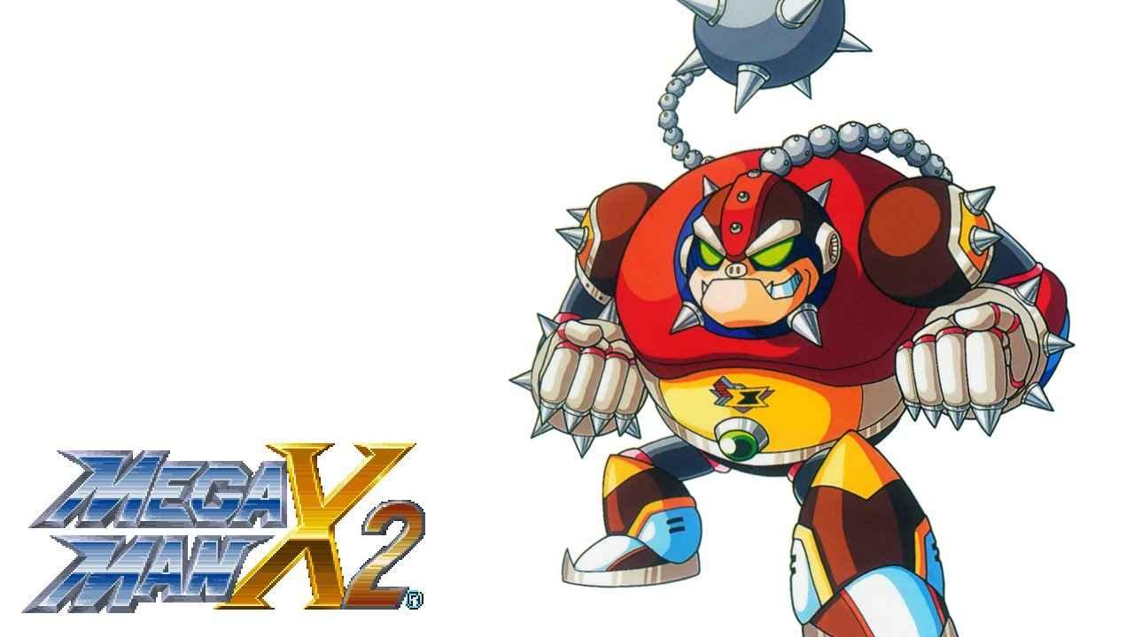 Mega Man X Legacy Collection 1+2 Mega Man X2 Boss Guide 03