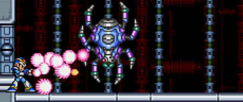 Mega Man X Legacy Collection 1+2: Mega Man X Boss Guide 09