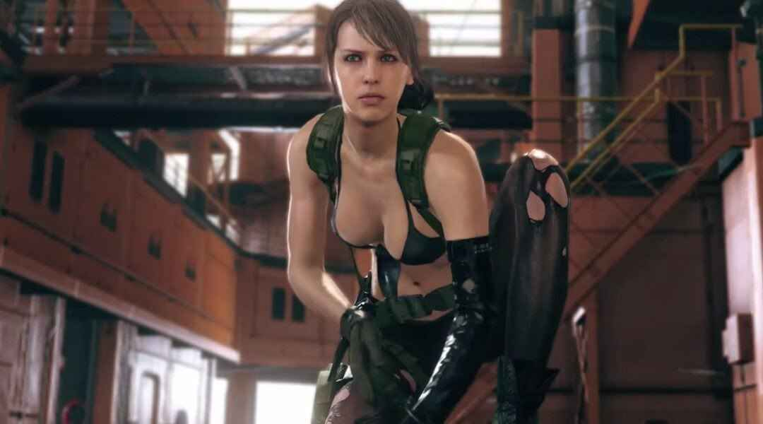 Metal Gear Solid 5 Update 1.17 Patch Notes Confirm New Playable Character