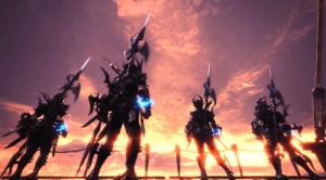 monster hunter world final fantasy xiv rewards
