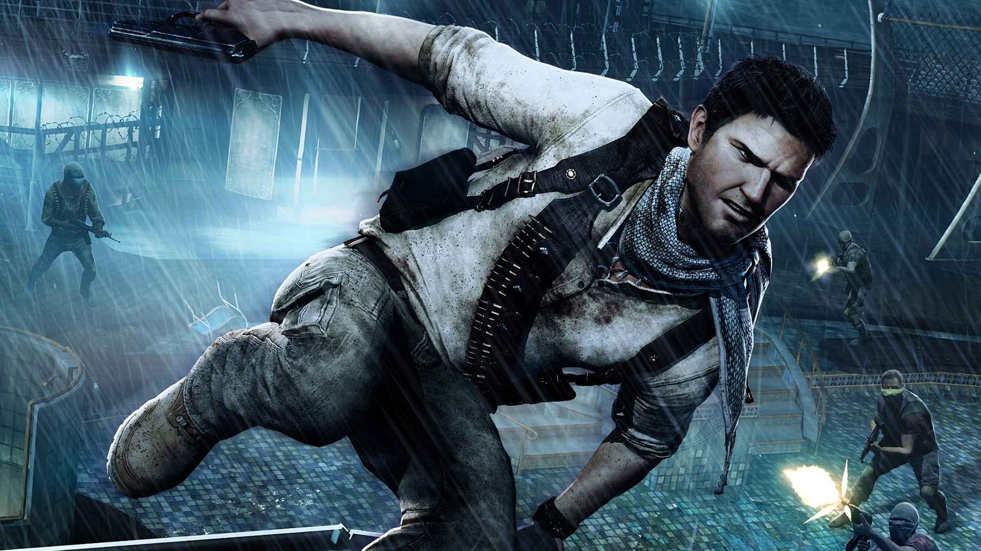 Nathan Drake Doesn't Actually Take Bullet Damage in Uncharted