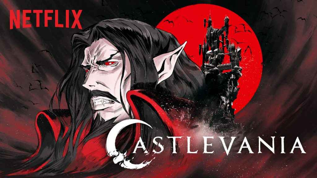 Netflix Castlevania Season 2
