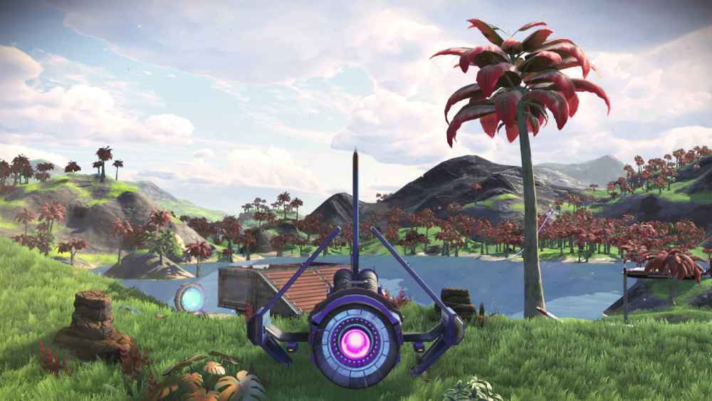 No Man's Sky: How To Get Antimatter To Power Up Warp Cells