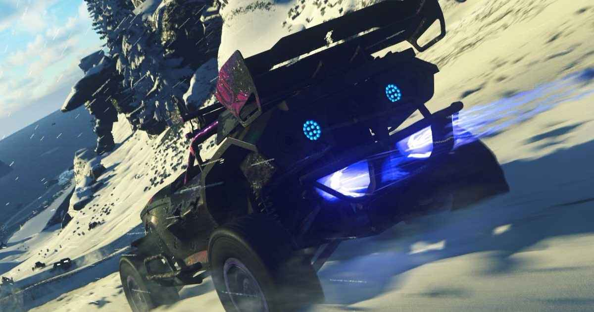Onrush is Free to Play on PS4 This Weekend