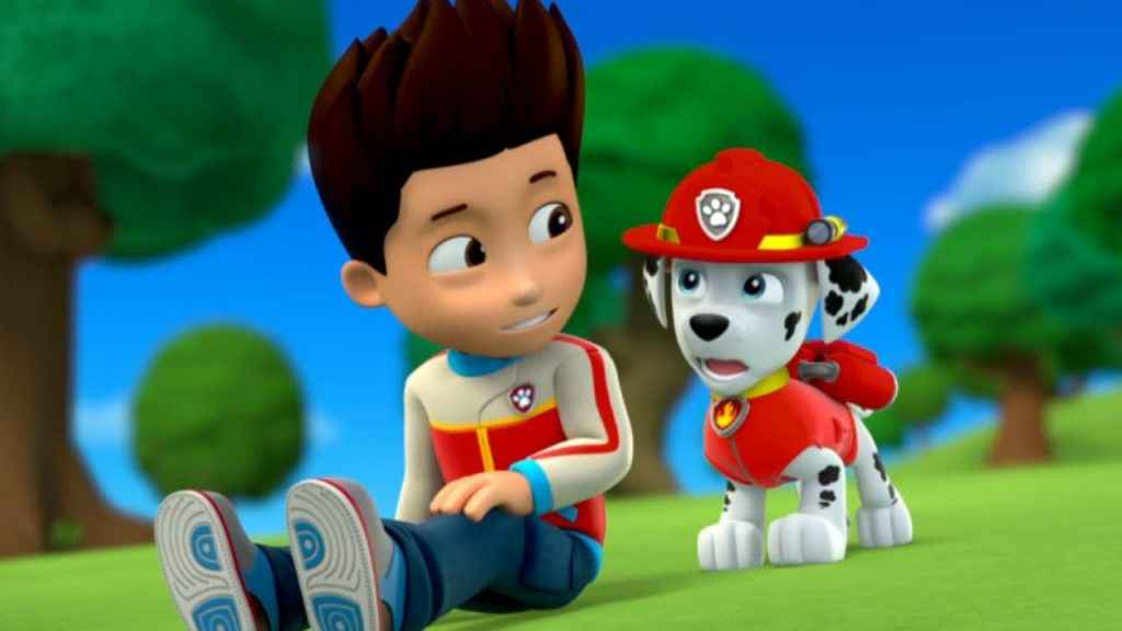 paw patrol on a roll ps4 xbox one