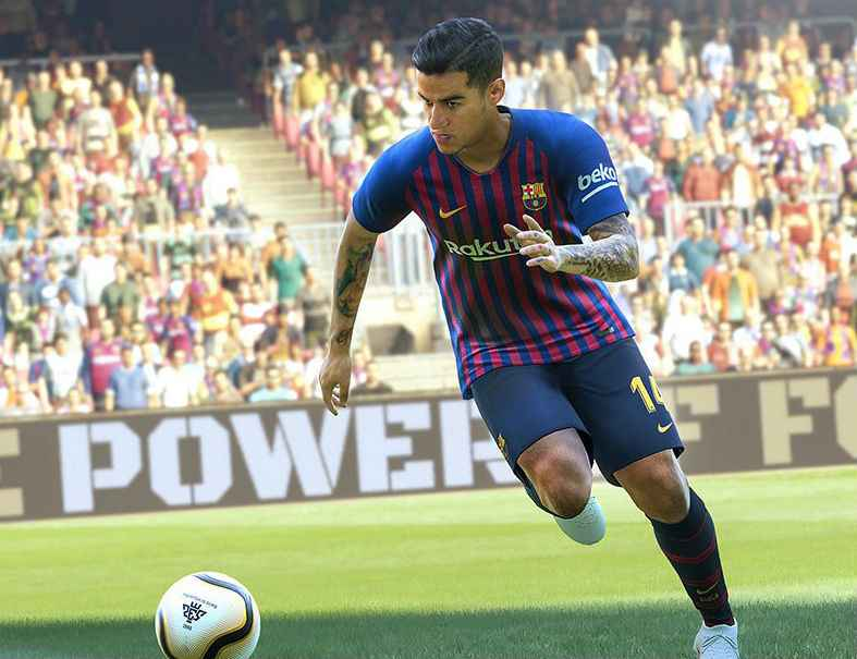 PES 2019 Demo Kicks Off Today
