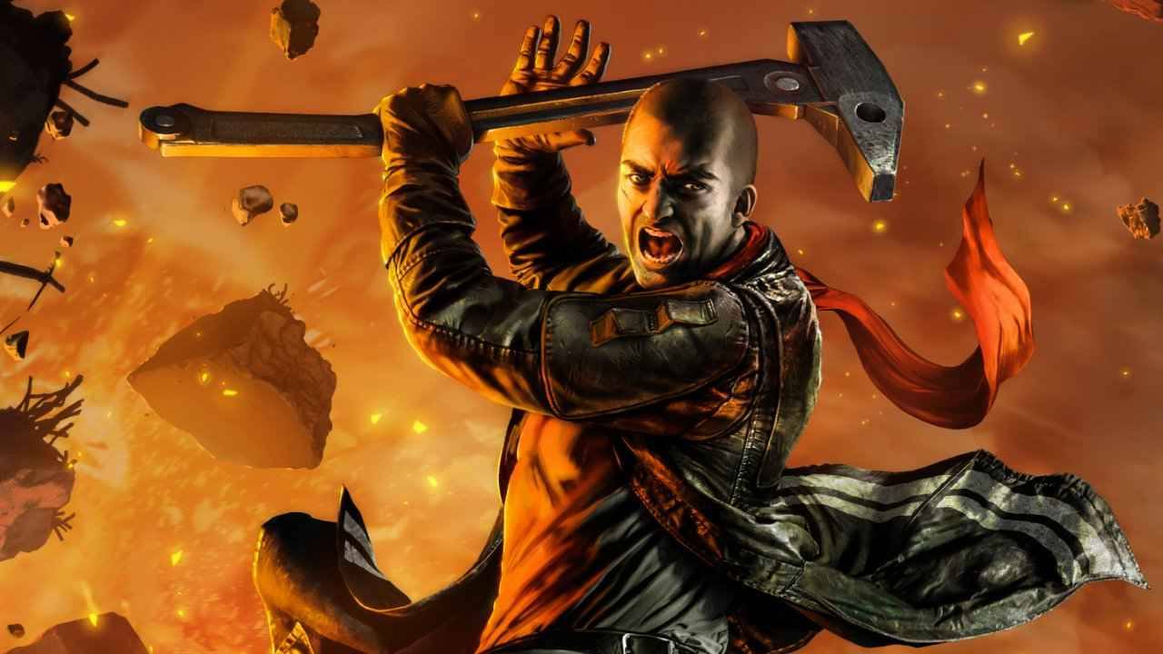 Red Faction Guerrilla Re-Mars-tered launched early this year from THQ Nordic.