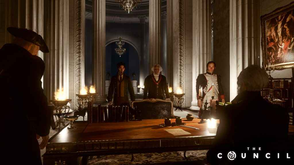 The Council Episode Three