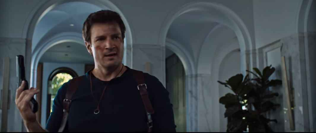 Uncharted Live Action Fan Film Starring Nathan Fillion Released