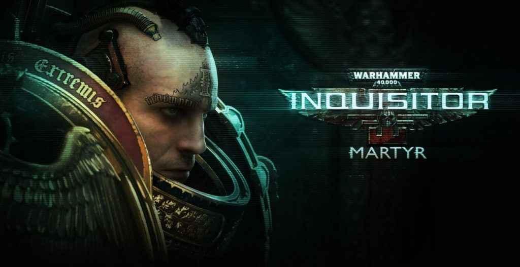 Warhammer 40K Inquisitor Martyr PS4 Update 1.04