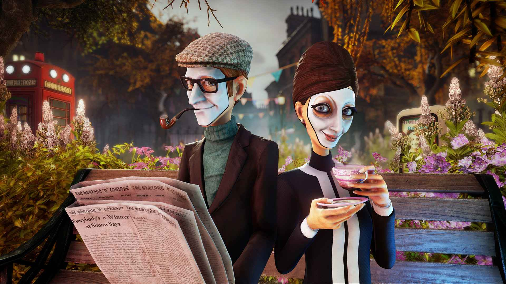 We Happy Few Dev Talks Corrupt Saves, Frame-Rate And Rendering Issues