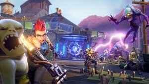 Fortnite PS4 Pro Resolution