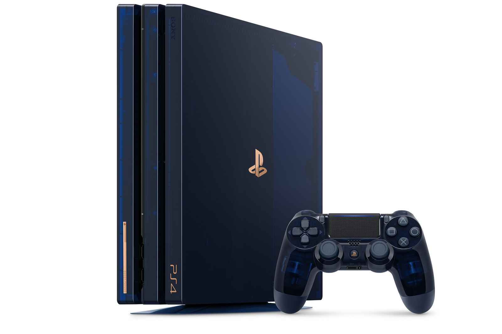 PS4 Pro Limited Edition Specifications Revealed As Pre-Order Goes Live