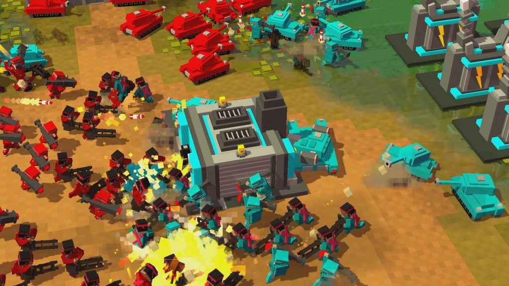 The 8-Bit Series: 8-Bit Armies