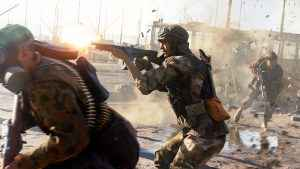 Battlefield V Delayed