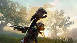 Biomutant Release Delayed