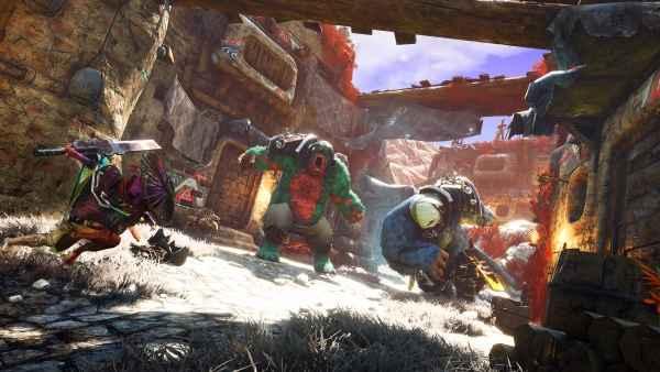 Biomutant Trailer Screenshot