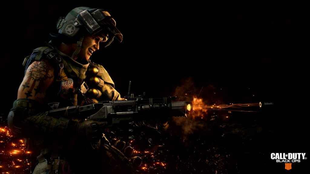 Call of Duty: Black Ops 4 Heist