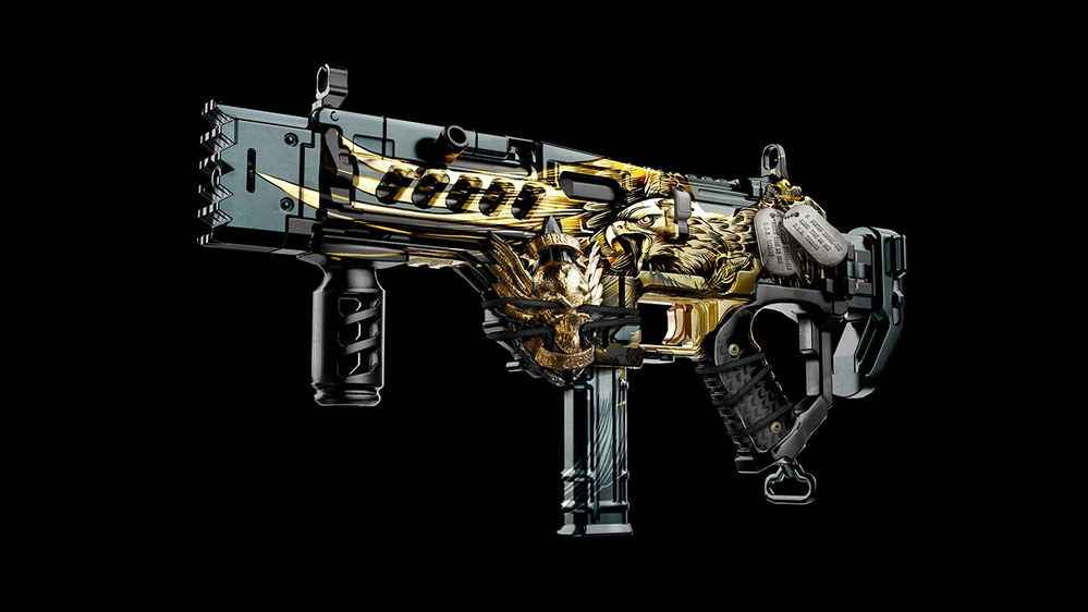 Call of Duty: Black Ops 4 Signature Weapons
