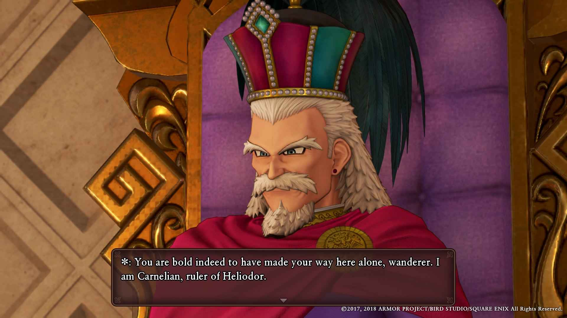 Dragon Quest XI: Echoes of an Elusive Age review 01