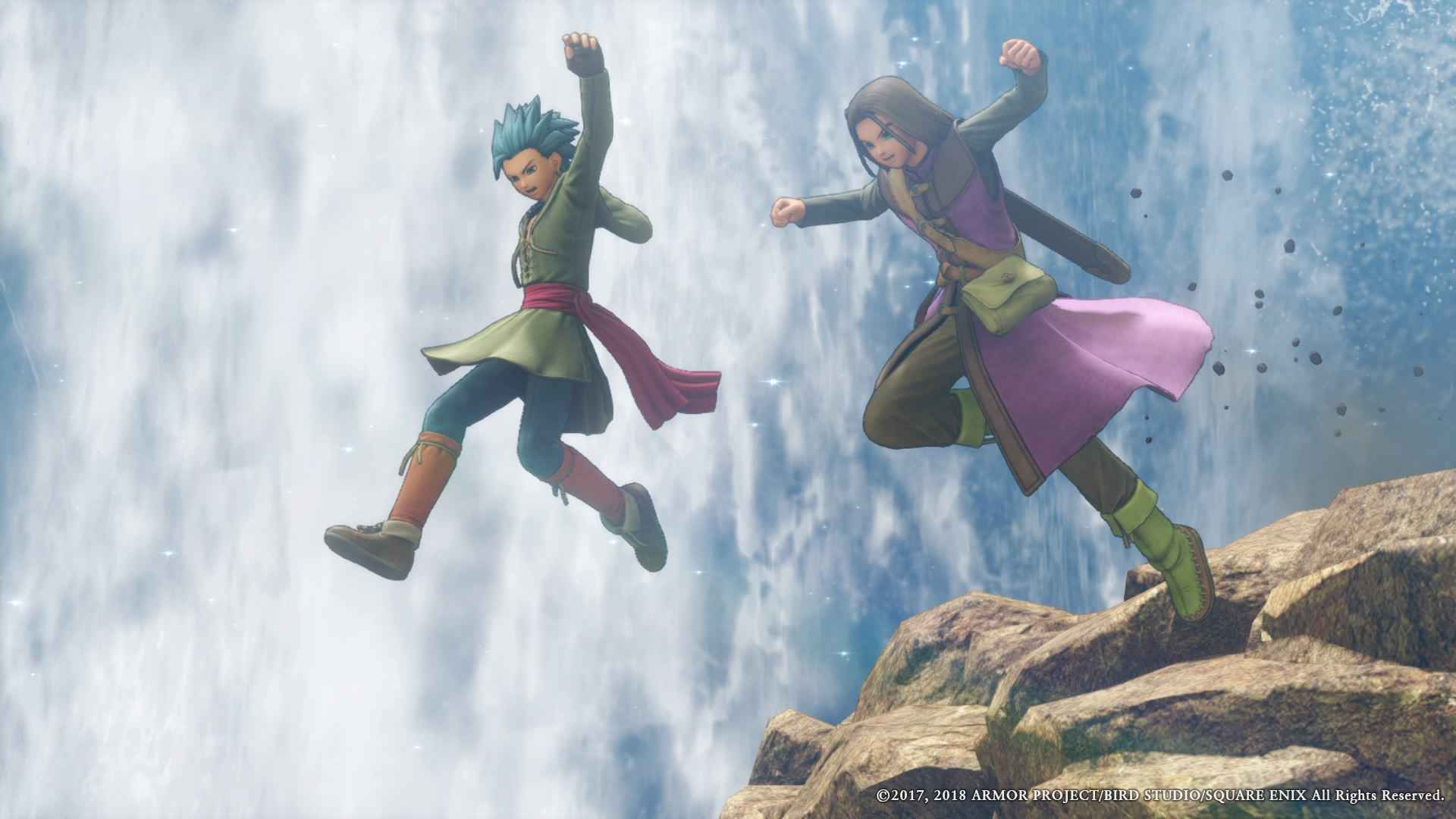 Dragon Quest XI: Echoes of an Elusive Age review 02