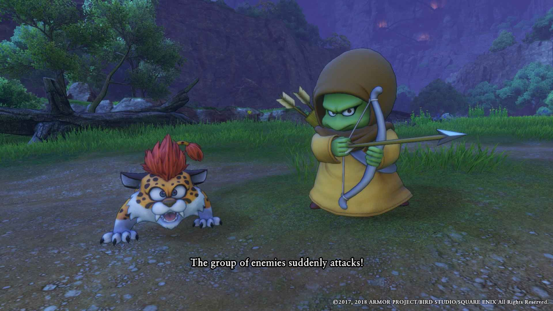 Dragon Quest XI: Echoes of an Elusive Age review 07