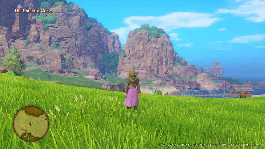 Dragon Quest XI:Crossbow Target Locations