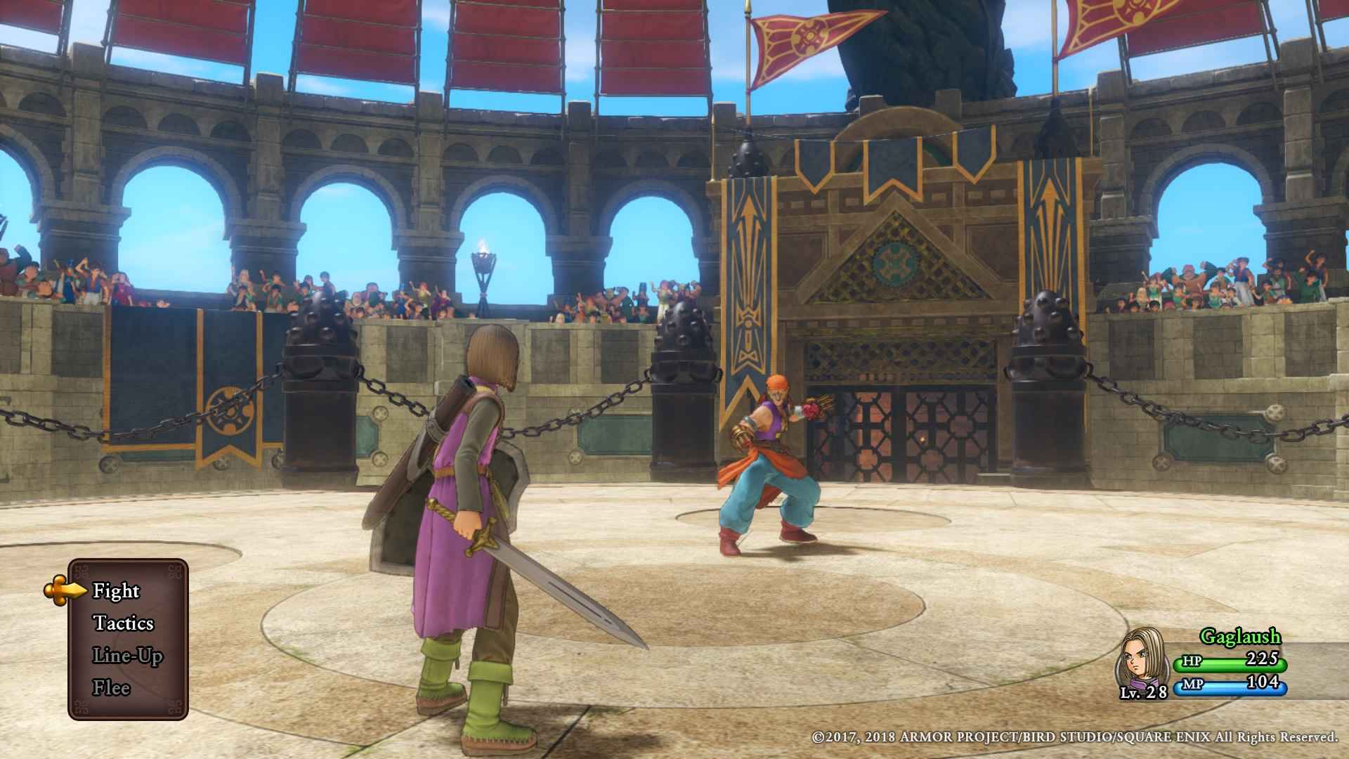 Dragon Quest XI: Echoes of an Elusive Age review 04