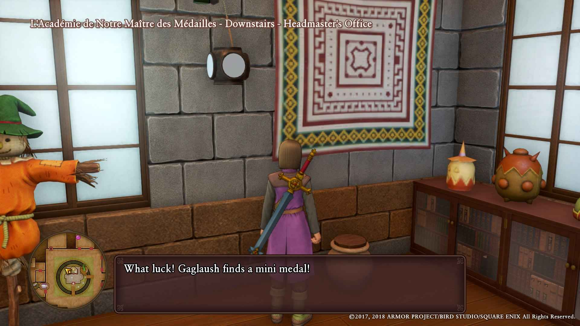 DRAGON QUEST XI: Echoes of an Elusive Age 27