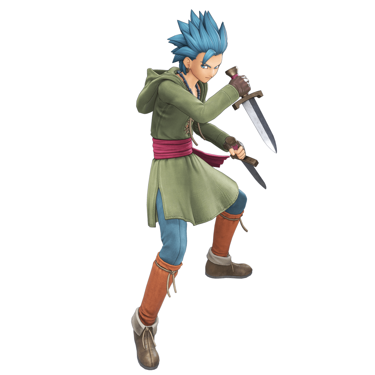 Dragon Quest XI: Echoes of an Elusive Age 02