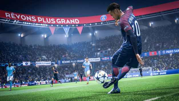 FIFA 19 PS4 Bundles Includes a Champions Edition
