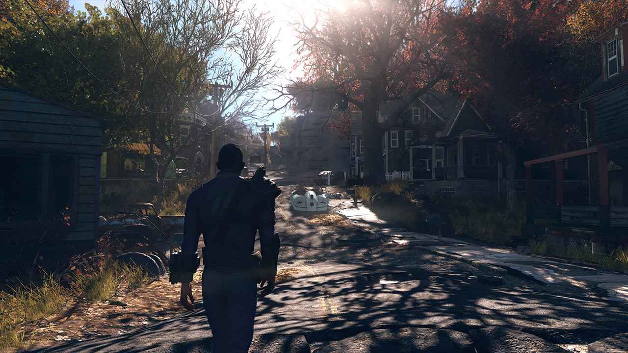 Fallout 76 Beta Progress Will Carry Over to the Full Game