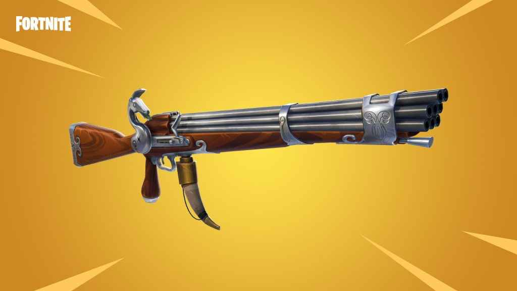 Fortnite Patch 5.30 - the Blunderbuss Assault Rifle