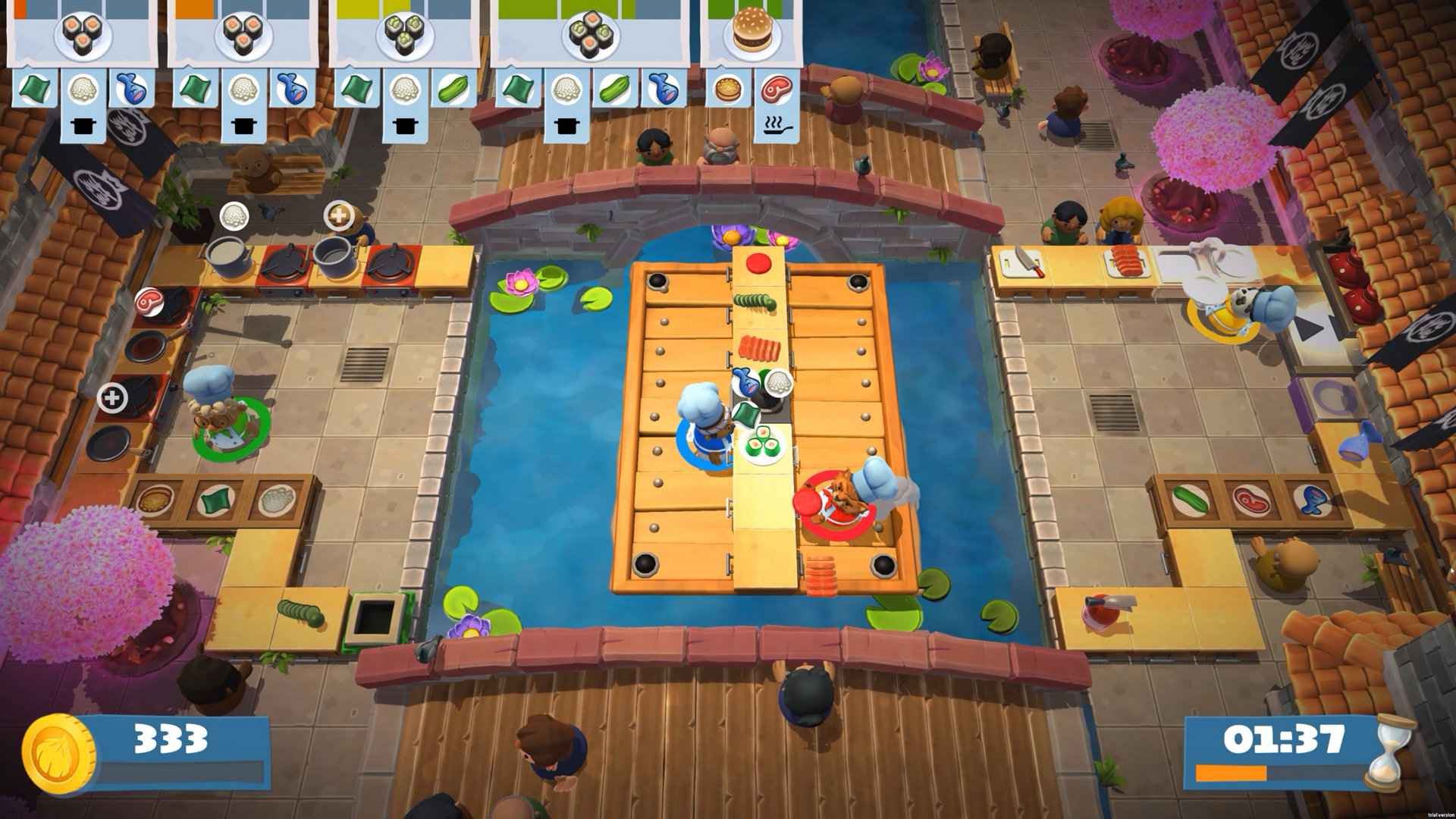 Overcooked 2 New Game Plus Mode Coming Soon