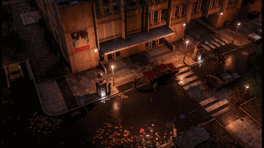 Phantom Doctrine patch 1.01