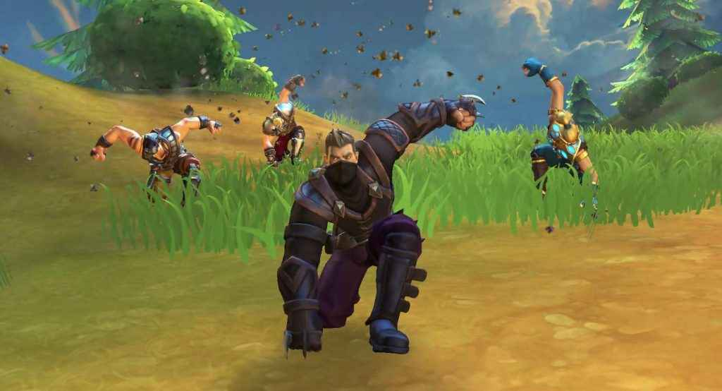 Realm Royale Warrior Guide