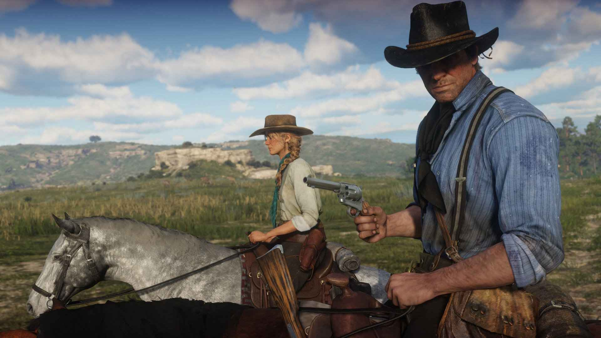 Red Dead Redemption 2 Gameplay Video Scheduled for this Week