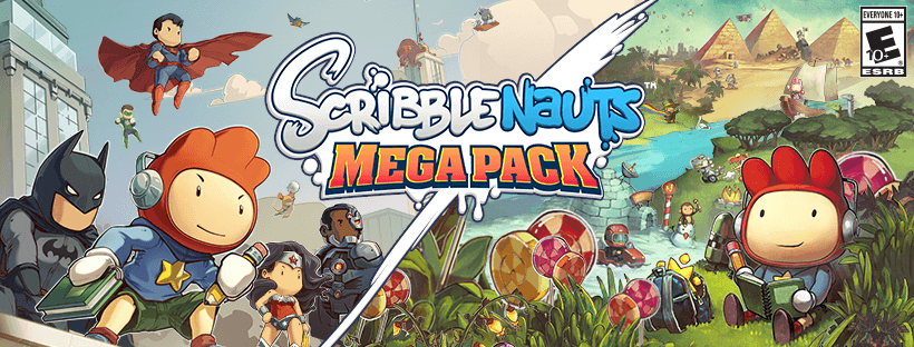 Scribblenauts Mega Pack for PS4