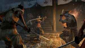 Sekiro Shadows Die Twice Gameplay